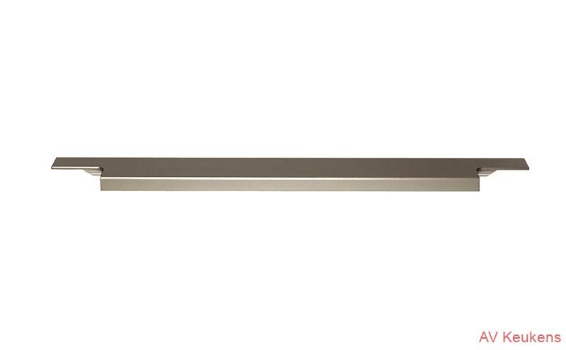 greep-869  Trimm geïntegreerde greeplijst Inox Brown  MP