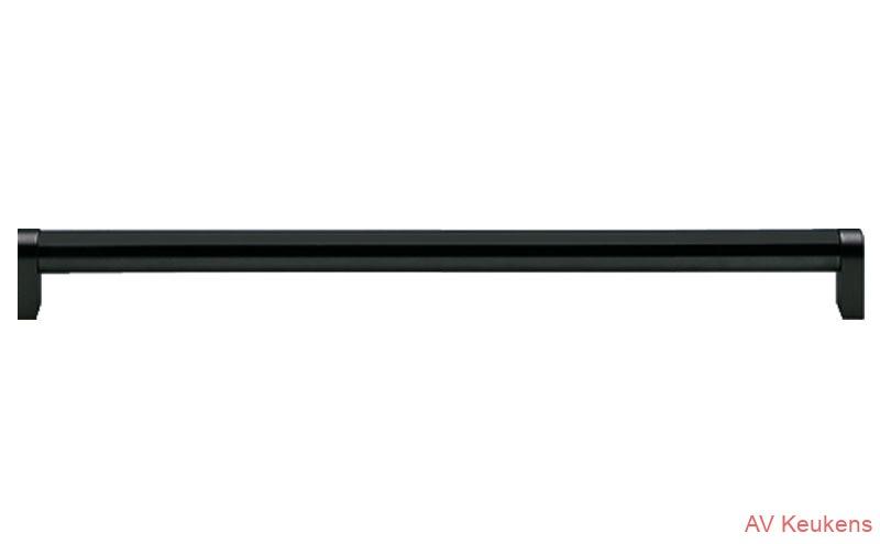greep-877 staafgreep Black front afhankelijk MP