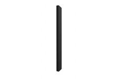 greep-876 Blaze geïntegreerde greeplijst koelkast Black  MP