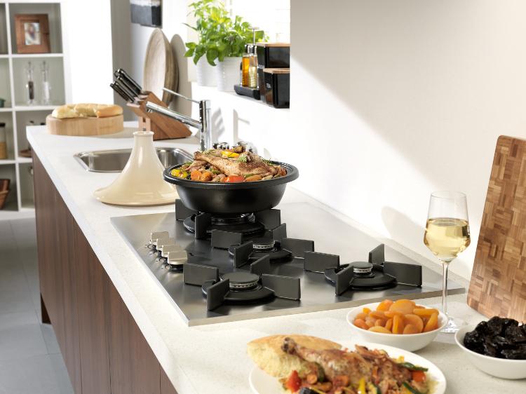 Fusion Design Keuken : Fusion volcano wokbrander av keukens